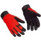 KRISBOW Leather Work Gloves [KW1000240] - Sarung Tangan Pelindung